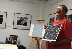 Pat Crutchfield shares one of her master prints.
