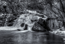 Monterey Waterfall ©Ed Judge, 2012