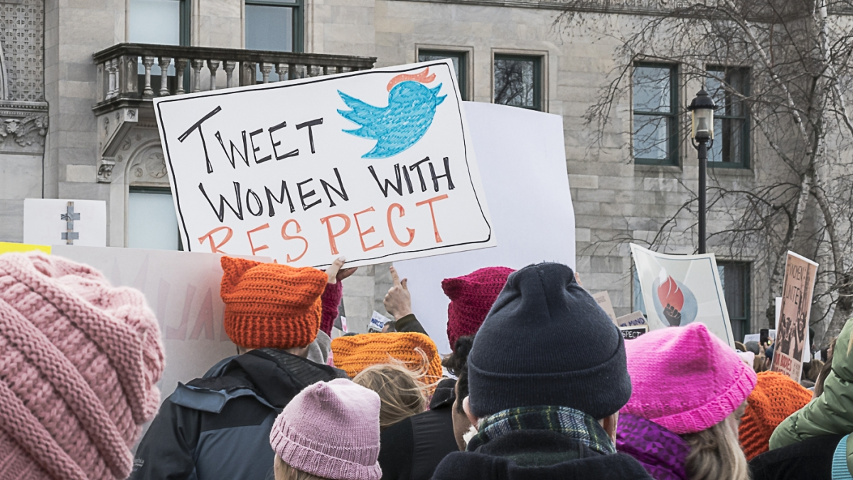 Women's March by Rosemary Polletta